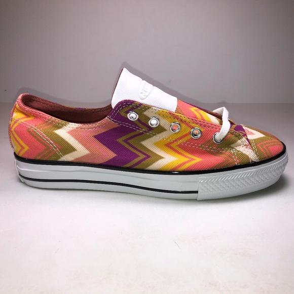 94cecc6f723d Converse Missoni High Line Chevron Sneakers